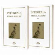 Integrala Khalil Gibran, set doua carti