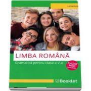 Limba romana. Gramatica  pentru clasa a V-a