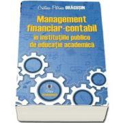 Management financiar-contabil in institutiile publice de educatie academica
