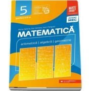 Matematica, consolidare. Culegere pentru clasa a V-a, partea a II-a