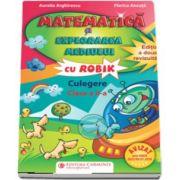 Matematica si explorarea mediului cu Robik. Culegere. Clasa a II-a. Editia a doua revizuita. MEM2E