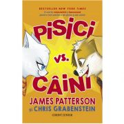 Pisici vs. Caini de James Patterson