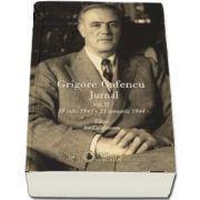 Grigore Gafencu. Jurnal, volumul II
