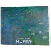 Album de arta Nuferi Claude Monet, Martina Linares, Prior