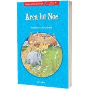 Arca lui Noe. Poveste cu pictograme. Citesc cu ajutor (Nivelul 1)