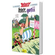 Asterix si gotii, volumul III, Rene Goscinny, Arthur