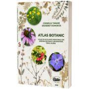 Atlas botanic. Colectie de plante medicinale din gradina botanica universitara, Targu Mures
