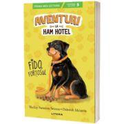 Aventuri la Ham Hotel. Fido, fortosul, Shelley Swanson Sateren, Litera