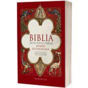 Biblia dupa textul ebraic. Numerii. Deuteronomul