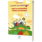 Bobita si Buburuza - Carte cu activitati, jocuri si povesti nr. 4