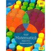Matematica culegere pentru clasa a VIII-a - Colectia, clubul matematicienilor - Semestrul al II-lea (2018-2019)