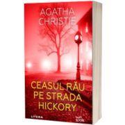 Ceasul rau pe strada Hickory, Agatha Christie, Litera