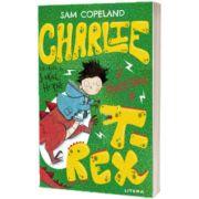 Charlie se transforma in T-Rex, Sam Copeland, Litera