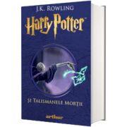 Harry Potter si Talismanele Mortii, volumul VIII (editia 2021)