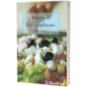 Mancaruri lacto-vegetariene, Elena Popescu, Booklet