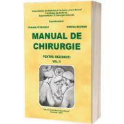 Manual de chirurgie pentru rezidenti, volumul II