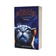Erin Hunter, Pisicile Razboinice. Puterea celor trei. Viziunea. Cartea a XIII-a