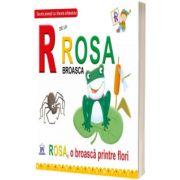R de la Rosa, Broasca - Editie necartonata