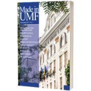 Revista MADE in UMF Numarul1. Decembrie 2017