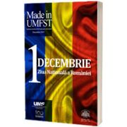 Revista MADE in UMFST Numarul 4. Decembrie 2018 (supliment)