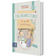 Te rog, multumesc, te iubesc!: Ema si Eric invata bunele maniere, Ioana Chicet Macoveiciuc, Didactica Publishing House