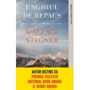 Unghiul de repaus, Wallace Stegner, Litera