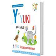 Y de la Yuki, motanul - Editie cartonata, Greta Cencetti, Didactica Publishing House