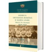 Biserica Ortodoxa Romana si Marea Unire. Preoti in transee 1916-1919, volumul III