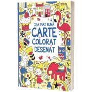 Cea mai buna carte de colorat si desenat, Lucy Bowman, Litera