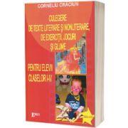 Culegere de texte literare si nonliterare, de exercitii, jocuri si glume pentru elevii claselor I-IV, Corneliu Craciun, Emia