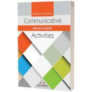 Curs de limba engleza Communicative business english activities, Marjorie Rosenberg, Express Publishing