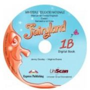 Curs de limba engleza Fairyland 1B (Partea 2) Manual digital CD