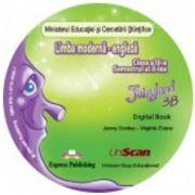 Curs de limba engleza Fairyland 3B Manual Digital CD