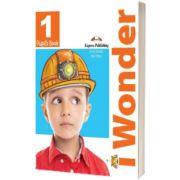 Curs de limba engleza I-Wonder 1 Manualul elevului, Jenny Dooley, Express Publishing