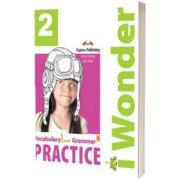 Curs de limba engleza i-wonder 2 Vocabular si gramatica, Jenny Dooley, Express Publishing