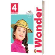 Curs de limba engleza iWonder 4 Manual cu ieboo, Jenny Dooley, Express Publishing