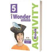 Curs de limba engleza iWonder 5 Caiet cu Digibook App, Jenny Dooley, Express Publishing