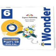Curs de limba engleza iWonder 6 Multi-ROM, Jenny Dooley, Express Publishing