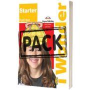 Curs de limba engleza iWonder Starter Manual cu ieboo, Jenny Dooley, Express Publishing