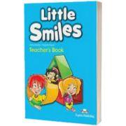 Curs de limba engleza Little Smiles Manualul Profesorului cu Postere, Jenny Dooley, Express Publishing