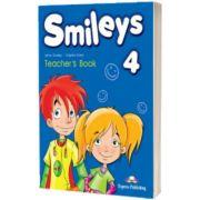 Curs de Limba Engleza Smileys 4 Manualul profesorului, Jenny Dooley, Express Publishing