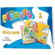 Curs de limba engleza the Flibets 1 Story cards, Jenny Dooley, Express Publishing