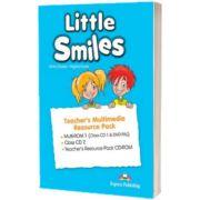 Curs limba engleza Litle Smiles Manual multimedia pentru Profesor