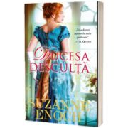 Ducesa desculta, Suzanne Enoch, Litera