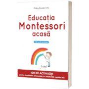 Educatia Montessori acasa, Gilles Diederichs, Litera