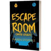 Escape Room. camera groazei