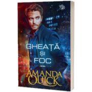 Gheata si foc, Amanda Quick, Litera