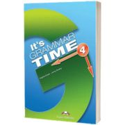 It s grammar time 4. Manualul elevului cu Digibook App, Jenny Dooley, Express Publishing