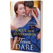 Jocul de-a guvernanta, Tessa Dare, Litera