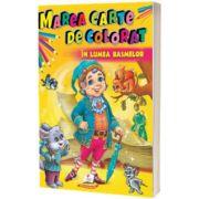 Marea carte de colorat: In lumea basmelor